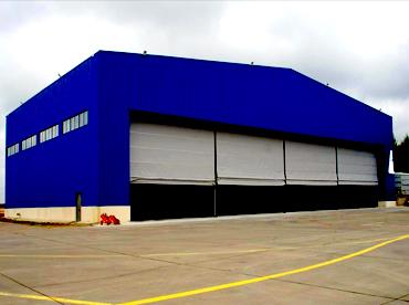 Çelik Yapı Hangar